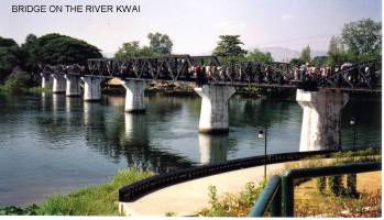 "The ""Bridge on the River Kwai"""