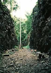 Photo of Hellfire Pass, Konyu Cutting